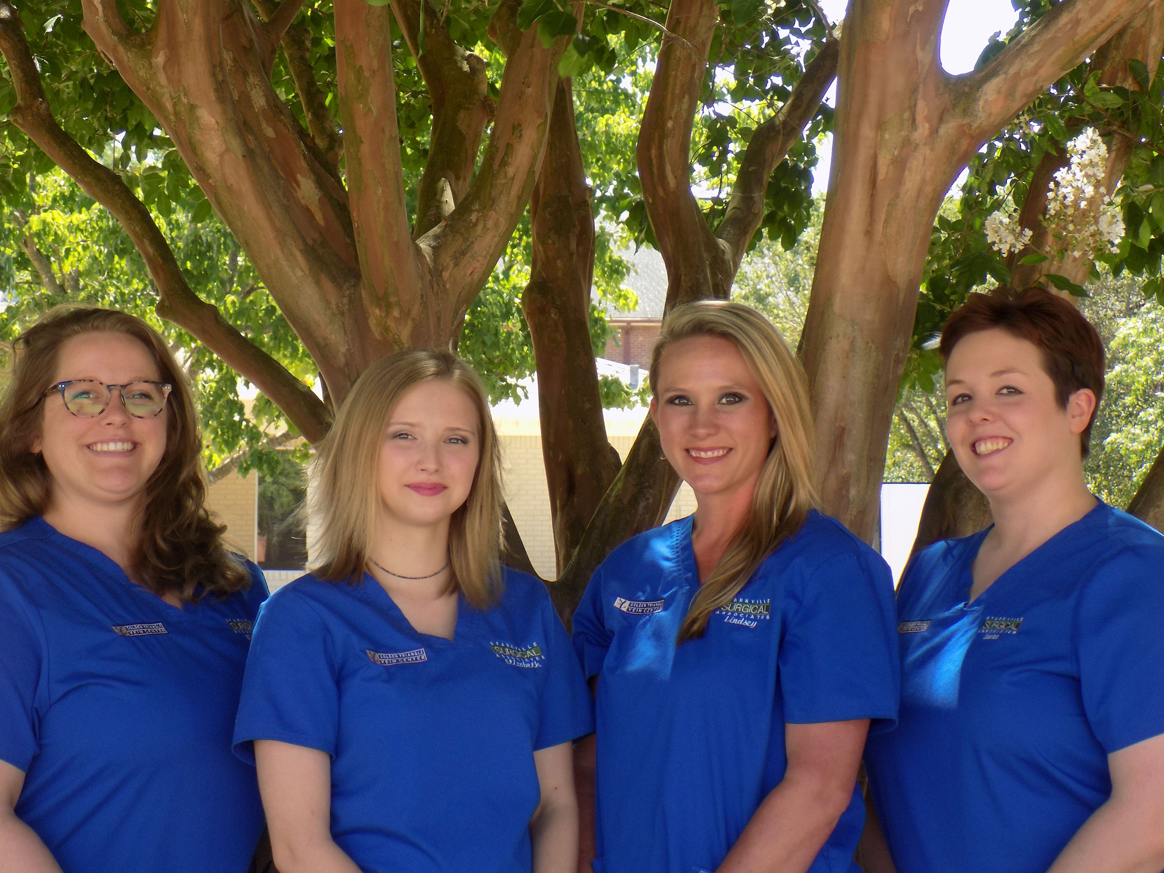 Golden Triangle Vein Center Team